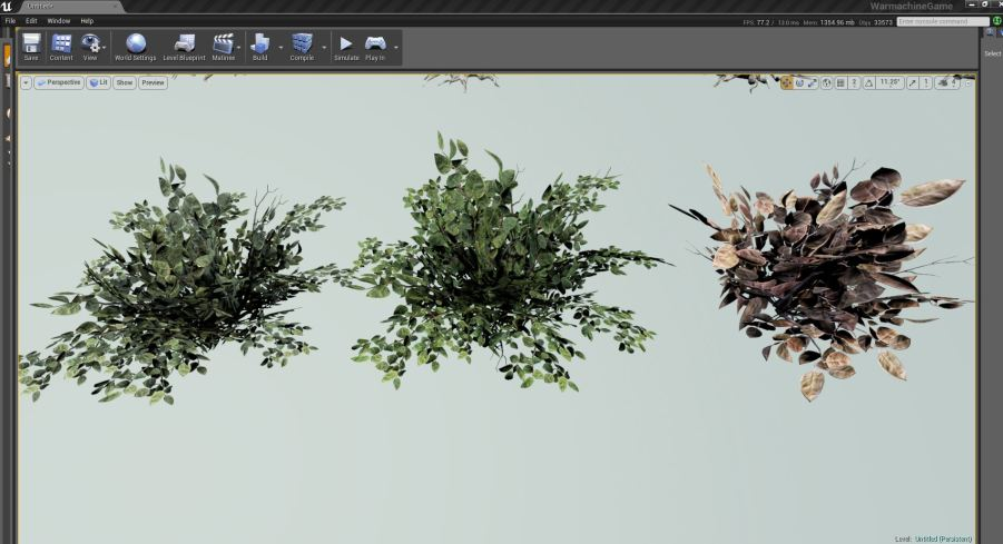 BushScreenshot